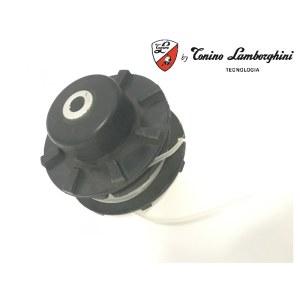 Gresstrimmerhoved med automatisk trådmating Ikra Mogatec DA-F16
