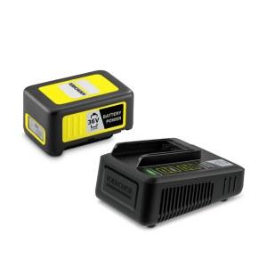 Batteri Karcher Power 36 V; 2,5 Ah + Hurtigoplader