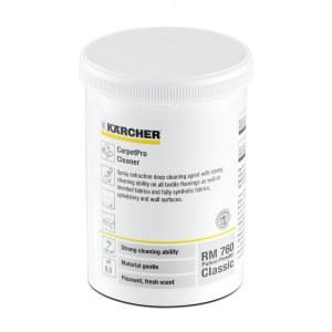 Dybe rengøringspulver Karcher RM 760 Classic; 0,8 kg; pH 8,2