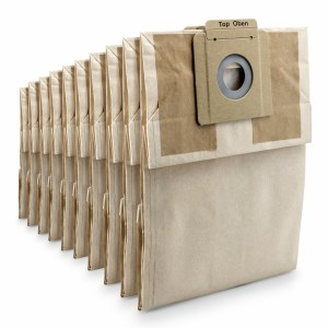 Papirposer til støvsuger Karcher T12/1; 10 stk.