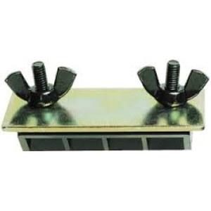Kalibreringsplade til justering af hækleknive Makita 123009-6