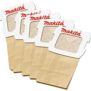 Filterpose Makita; 5 stk.