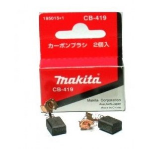 kulbørster Makita CB-419