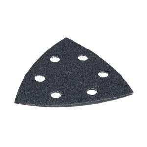 Sandpapir til deltasliber 93x93 mm; P1200; 10 stk.