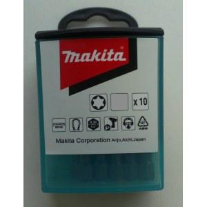 Skruebit Makita; T20; 10 stk.