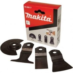 Tilbehørssæt Makita MultiTool