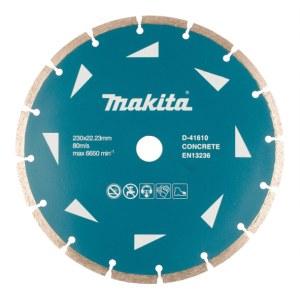 Diamantskæreskive til tørskæring Makita; 230 mm