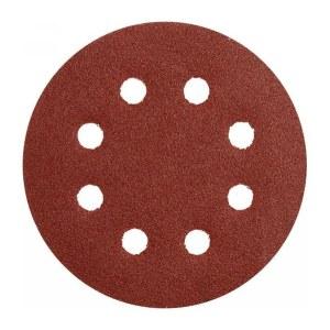 Sandpapir til excentersliber Makita D-54514; K80; 125 mm; 10 stk.