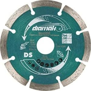 Diamantskæreskive Makita D-61139; 125 mm