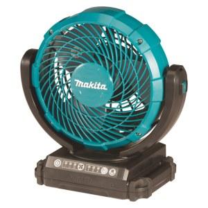 Trådløs ventilator Makita DCF102Z; 18 V (uden batteri og oplader)