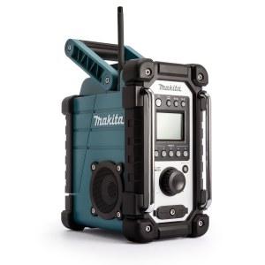 Radio Makita DMR107; 7,2-18V (uden batteri og oplader)