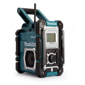 Radio Makita DMR108 Bluetooth®; 7,2-18V (uden batteri og oplader)