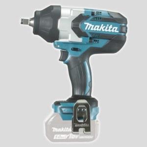 Slagnøgle Makita DTW1002Z; 18 V (uden batteri og oplader)