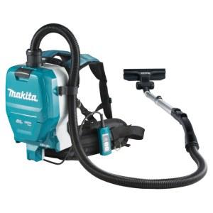 Batteridrevet støvsuger Makita DVC261ZX11; 2x18 V (uden batteri og oplader)