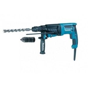 Borehammer Makita HR2630TJ; 2,4 J; SDS-plus