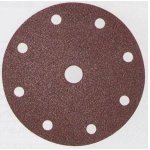 Sandpapir Velcro Backed 150 mm; K60; 10 stk.