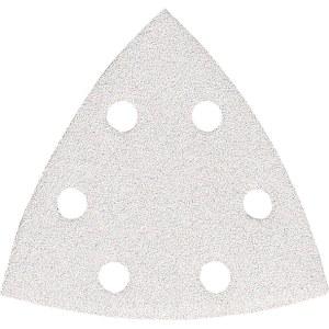 Sandpapir til deltasliber 94x94 mm; P80; 10 stk.