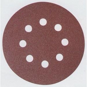 Sandpapir Velcro Backed 125 mm; K400; 10 stk.