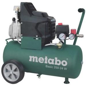 Oliesmurt luftkompressor Metabo Basic 250-24 W
