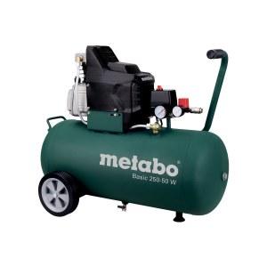 Oliesmurt luftkompressor Metabo Basic 250-50 W