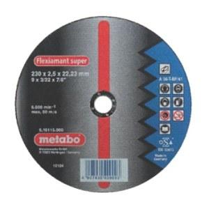 Skæreskive Metabo; 230x2,5 mm for metall