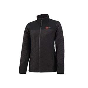 Kvinders opvarmede jakke Milwaukee M12 HJPLADIES-0; 12 V; L (uden batteri og oplader)