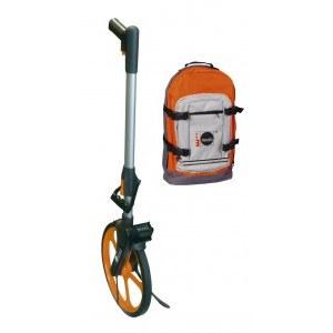 Målehjul Nedo Lightweight  + rygsæk