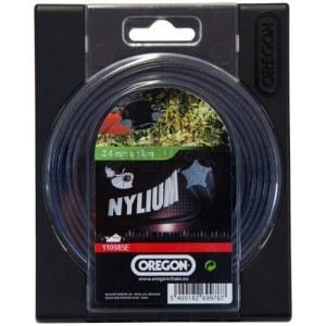 Trimmertråd Oregon Nylium Starline (15mx2,4mm)