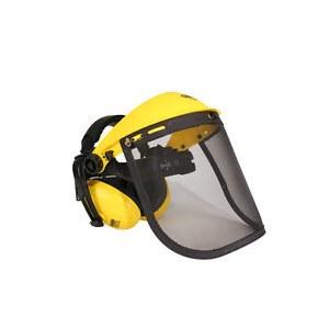 Sikkerhedsskærm med ørepropper Oregon 515061