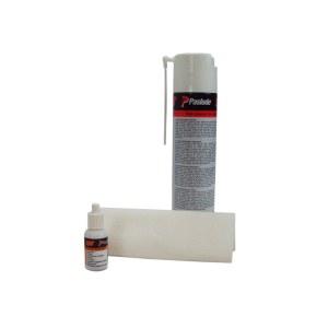 Pneumatisk værktøj renere Paslode; 300 ml + tilbehør