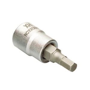 Topnøgle Proxxon 23580; 3/8''; HX 8 mm; 50 mm