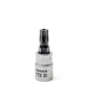 Topnøgle Proxxon 23762; 1/4''; TTX 30