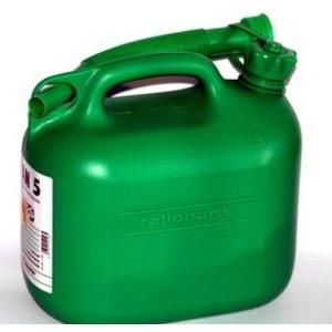 Benzindunk  grønn (5l)
