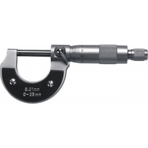 mikrometer Scala 533; 25-50/0,01 mm