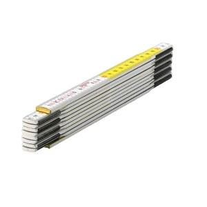 Træ foldelineal Sola HF 2/10; 2 m