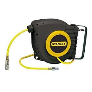 Kompressorluftslang på hjul Stanley 9045698STN; 9 m