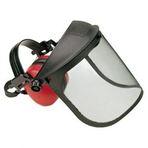 Sikkerhedsnet med høreværn Tecomec ET5120915; 30 dB