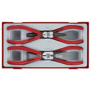Cirkeltænger Teng Tools TT474-7; 4 stk.