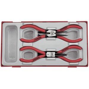 Cirkeltænger Teng Tools TT474-5; 4 stk.