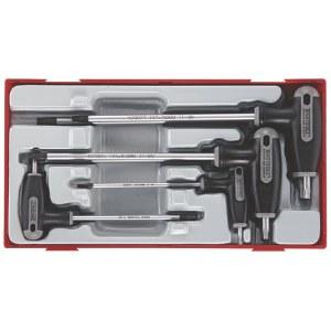 Skruetrækker sæt Teng Tools TTTX7; 7 stk.