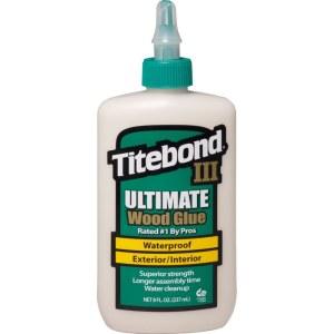 Trælim Titebond III Ultimate; 237 ml