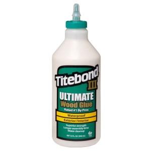 Trælim Titebond III Ultimate; 948 ml