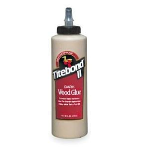 Trælim Titebond II Dark Wood Glue; 473 ml