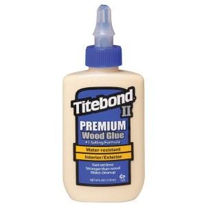 Trælim Titebond II Premium; 118 ml