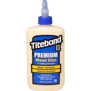 Trælim Titebond II Premium; 237 ml