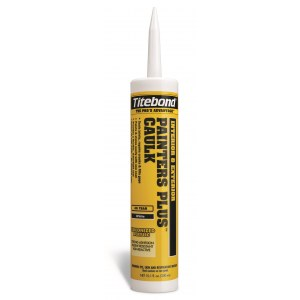 Tætningsmiddel til indendørs og udendørs arbejde Titebond; 300 ml grå
