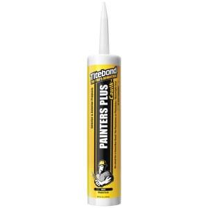 Tætningsmiddel til indendørs og udendørs arbejde Titebond; 300 ml sort