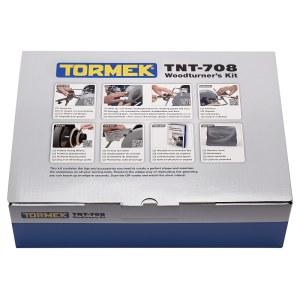 Træningsværktøjsspidser kit Tormek TNT-708 (SVS-50, SVD-186, TTS-100, SVD-110, LA-120, MH-380, TNT-300)