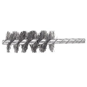 Kulstålbørste Wolfcraft 2104000; 28x60 mm