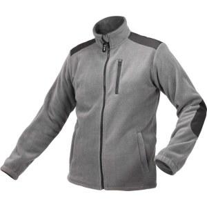 Sweater Yato YT-82154 OXFORD; XXXL; grå